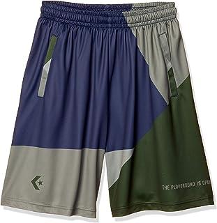 CONVERSE 匡威 篮球 短裤 运动裤 带口袋 吸汗 速干 CB201858 男士