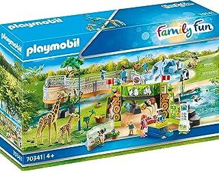 Playmobil 487 桌面游戏 4+ Großer Zoo 多色