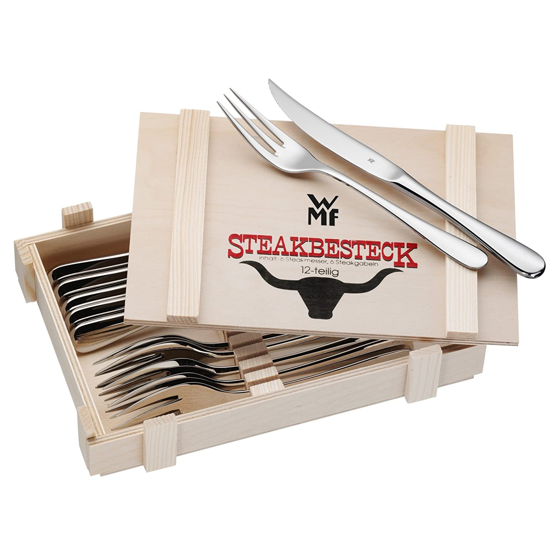 WMF福腾宝 刀叉餐具套装 12套