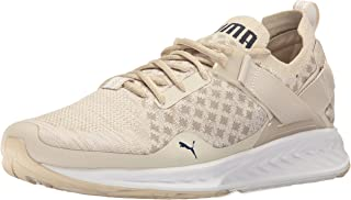 PUMA Men's Ignite Evoknit Lo Pavement Cross-Trainer Shoe