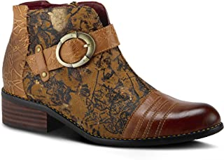 LArtiste Georgiana 靴子 Camel Multi