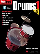 FastTrack Drums Method - Book 1 (English Edition)