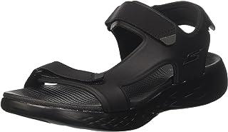 Skechers 男式55366踝带凉鞋