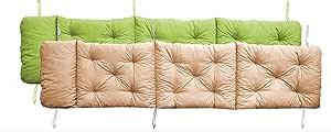 海上涂料,睡毯,沙发垫,枕头,绿色,195.0x49.0x10.0 厘米,74097