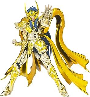 BANDAI 万代魂系列神话 EX Aquarius CAMUS GOD Cloth加缪圣衣;圣斗士; 玩具公仔