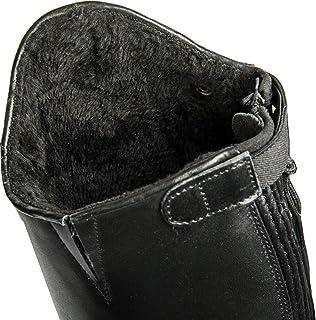 HKM 成人马靴 -Valencia Teddy- 儿童标准9100 黑色 39 长裤,9100 黑色,39