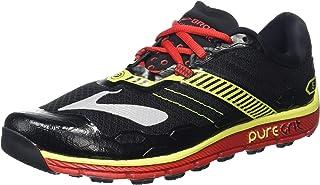 Brooks 男式 puregrit 5跑鞋