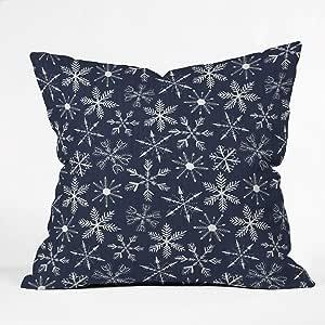 Deny Designs 抱枕 蓝色 18x18 65063-othrp18