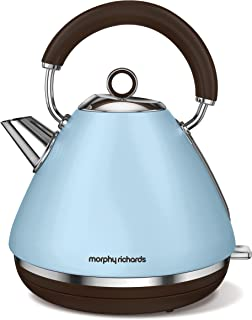 Morphy Richards 电热水壶 Accents 水藍色 102100