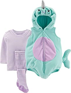 Carter's 万圣节服装婴儿2件套 Little Narwhal 18 Months