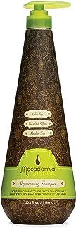 Macadamia 重建发质结构洗发露,适用于干发或受损头发,1000毫升