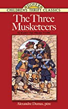 The Three Musketeers: In Easy-To-Read-Type (Dover Children's Thrift Classics) (English Edition)