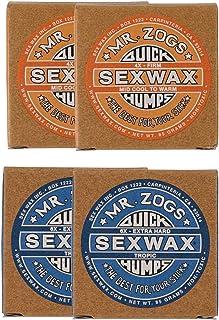 SEEXWAX 蜡 冲浪用 快捷 锤子 4X 6X 各2个套装