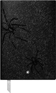 Montblanc 精美文具記事本 #146 HERITAGE Rouge & Noir Spider,橫格