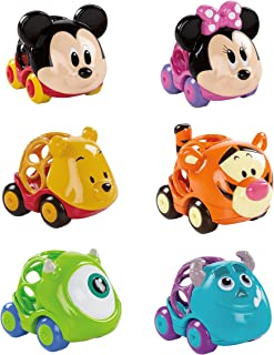 Disney Baby Go Grippers 系列 Oball 推车,适合 12 个月以上儿童