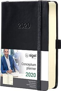 SIGEL 日历 2020 Tageskalender Hardcover ca. A5