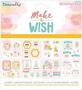 Dovecraft Make A Wish 系列