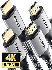 HDMI 线缆 - 尼龙PB-HDMIC-01-USA 2组