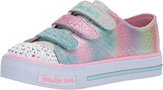Skechers Shuffles-Ms. Mermaid 儿童运动鞋