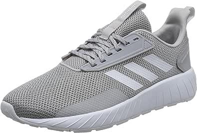 adidas NEO 阿迪达斯运动生活 男 休闲跑步鞋 QUESTAR DRIVE DB1560 二度灰 F17/FTWR 白/三度灰 F17 43 (UK 9)