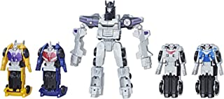Transformers 變形金剛 偽裝合成戰隊,合成機器人Menasor,8.5英寸(約21.59厘米)