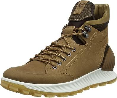 ECCO 爱步 男士 Exostrike Hydromax 徒步鞋 驼色 8-8.5 M US
