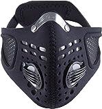 RESPRO 男式 骑行跑步自行车运动款防雾霾透气口罩 防PM2.5口罩