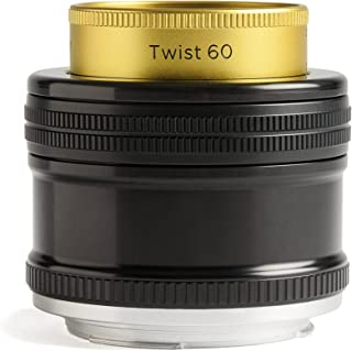 lensbaby LB 7°C Twist 60EF 镜头带保护套适用于连接