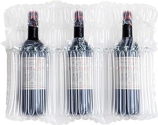 气垫袋适用于 750 毫升酒瓶充气带泵