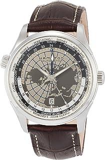 [哈密尔顿]HAMILTON 手表 爵士马斯特 机械式自动上弦 GMT H32605581 男士 【正规进口商品】