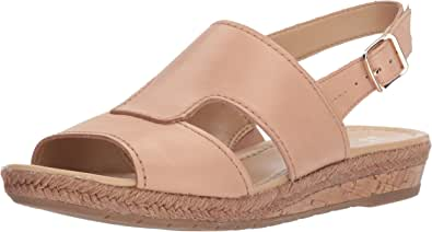 Naturalizer Reese 女士帆布凉鞋 Gingersnap 9.5 W US