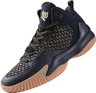 PEAK 高帮男式篮球鞋街头大师透气防滑运动鞋户外缓冲锻炼运动鞋适用于健身房