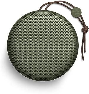 Bang & Olufsen Beoplay A1便携式蓝牙扬声器配麦克风–苔绿色-1297862