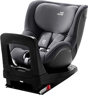 Britax Römer 双固定Z型线 儿童汽车座椅 61-105厘米(3个月至4年),ISOFIX,风暴灰