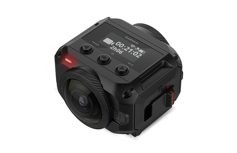 佳明 Garmin Virb 360户外运动摄像机 5.7K防水360 全景相机 双摄像头