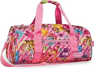 bixbee funtastical duffel ,大配件 粉色 大