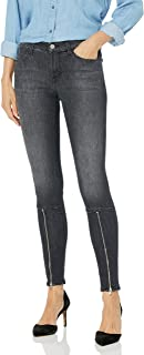 J Brand Jeans 女式 620 中腰超紧身带拉链