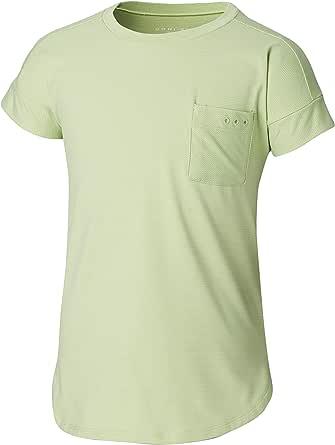 Columbia PFG Finatic 短袖衬衫 大 蓝色 1837201-499-Large