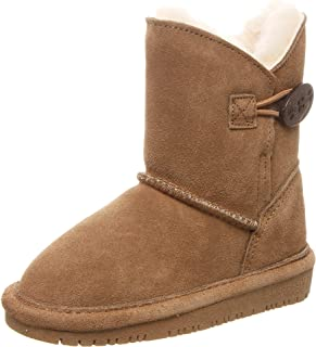 Bearpaw Rosie 儿童靴