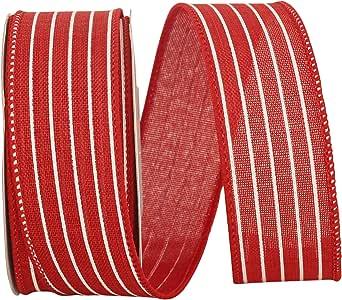 Reliant Ribbon 93405W-031-40F 打印机色带 红色 1-1/2 Inch X 20 Yards 93405W-065-09H