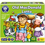 Orchard Toys Old Macdonald Lotto 老麦克唐纳乐透桌面游戏