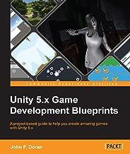 Unity 5.x Game Development Blueprints (English Edition)