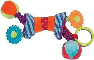 Manhattan Toy 曼哈顿玩具 Ziggles 摇铃和牙胶玩具 发展活动力