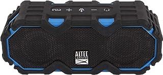 Altec Lansing IMW479 迷你救生衣 Jolt 重型坚固防水超便携蓝牙音箱,长达16小时的电池寿命,100FT 无线范围和语音助手IMW479-RYB