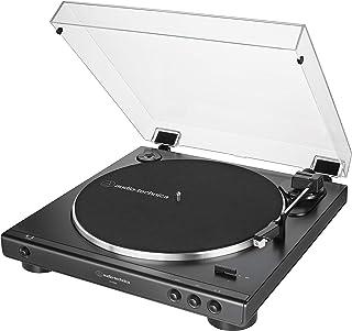 Audio-Technica AT-LP60X-BK 全自动带式立体声唱盘AT-LP60X-BK 需配变压器