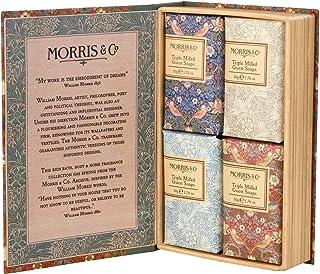 Morris 来宾香皂礼品套装(4 x 50g),1盒装
