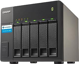 QNAP TX-500P 5 Bay桌面扩展机柜(符合GDPR标准)