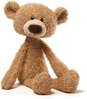 GUND Toothpick 泰迪熊 填充毛绒玩具,米色,15 英寸(约38.1厘米)