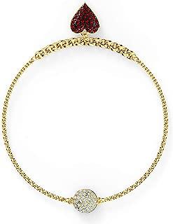 Swarovski 施华洛世奇女士手镯 镀金圆形水晶 - 5517641