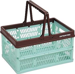 CAPTAIN STAG鹿牌折叠箱 篮球鞋 折叠 便携式 带把手 L尺寸